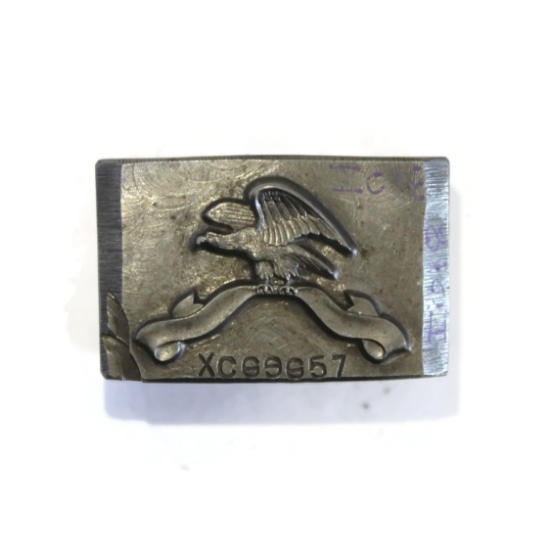 Picture of Impression Die Eagle With Ribbon