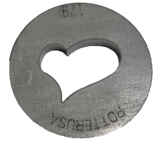 Picture of Silhouette Die 178 Puffy Heart 2