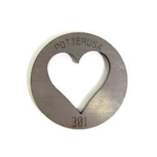Picture of Silhouette Die 301 Jumbo Heart