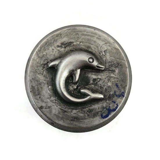 Picture of Impression Die Right Dolphin