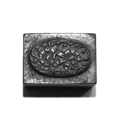 Picture of Impression Die Wavy Flower Pendant