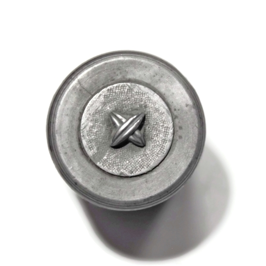 Picture of Impression Die Small Crossed Button