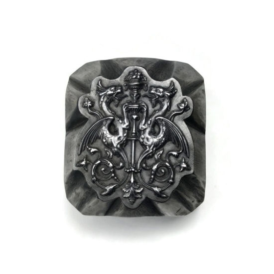 Picture of Impression Die Twin Dragon Crest