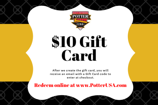 Picture of $10 Gift Card/Certificate
