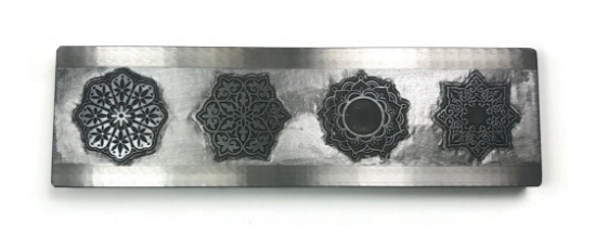 Picture of Mandala Plate 2 RMP037
