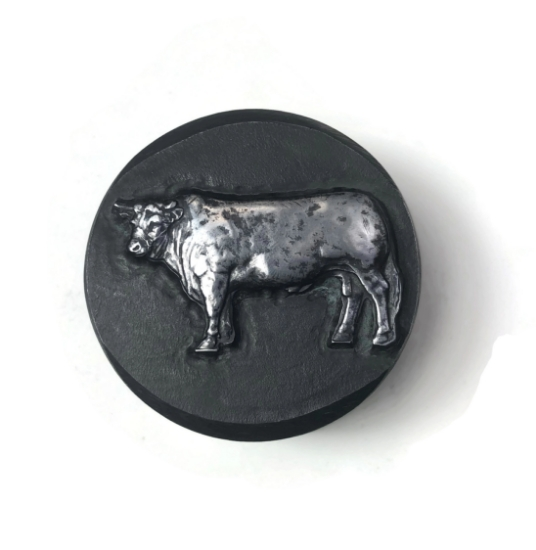 Picture of Impression Die Lone Bull
