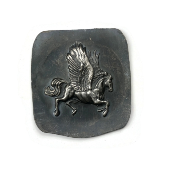 Picture of Mythical Pegasus Silver Stamping