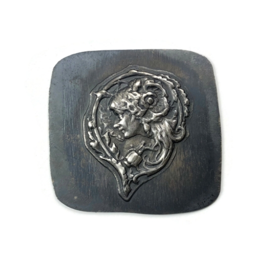 Picture of Dryad Silver Stamping