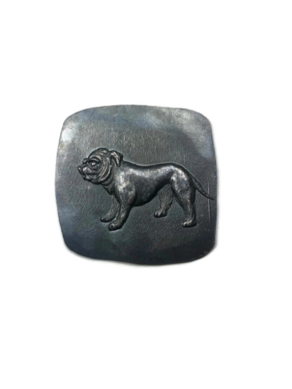 Picture of Bulldog Silver Stamping