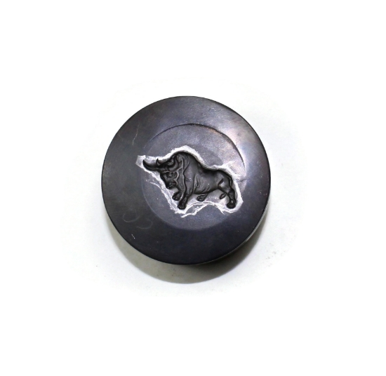 Picture of The Bull Silver Stamping