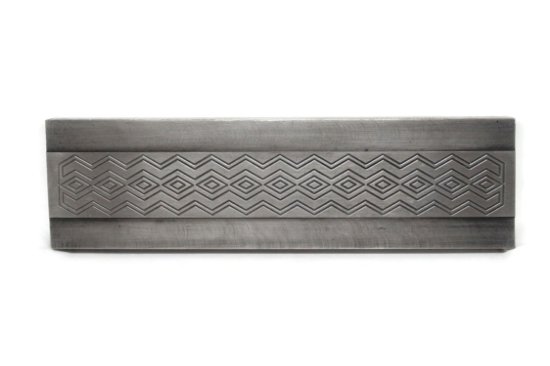 Picture of Pattern Plate Zig Zag Band RMP039