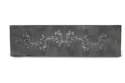 Picture of Symmetrical Branches Pattern Plate RMP057