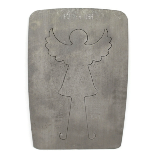 Picture of Pancake Die XM505 Large Angel Ornament
