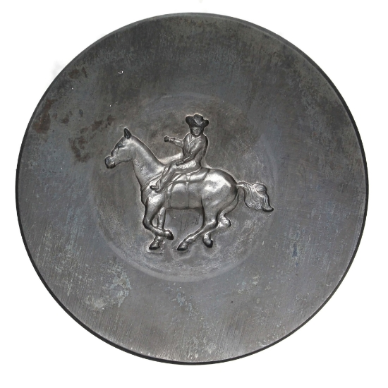 Picture of Western Rider Silver Stamping