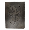 Picture of Detailed Oak Leaf Silver Stamping