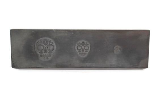 Picture of Sugar Skull Pattern Plate RMP074