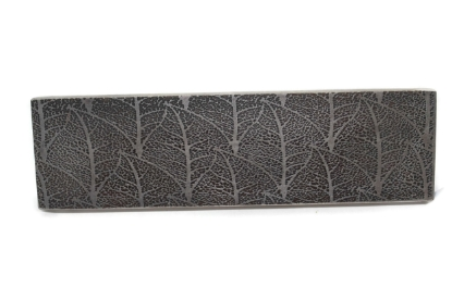Picture of Wide Skeleton Leaves Pattern Plate RMP079