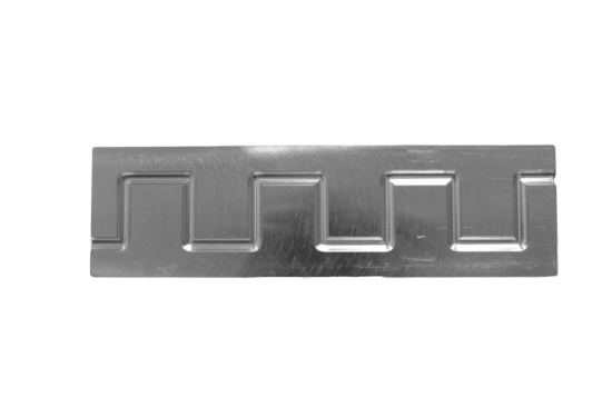 Picture of Hydraulic Press Pattern Plate Greek Key