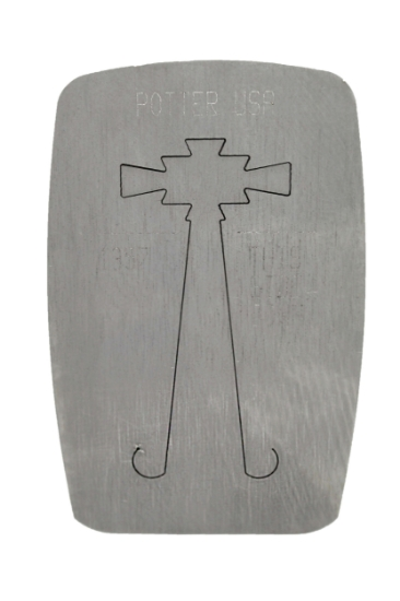 Picture of Pancake Die 1357 Southwest Shape 2
