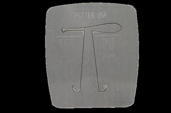 Picture of LAST CALL! Pancake Die R127C Small Spoon Handle