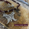 Picture of Art Nouveau Butterfly Silver Stamping