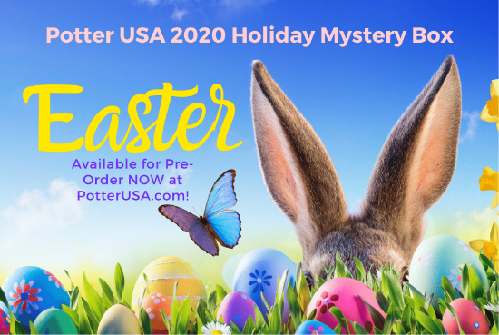 Picture of Pre-Order! Easter Potter Box 2020