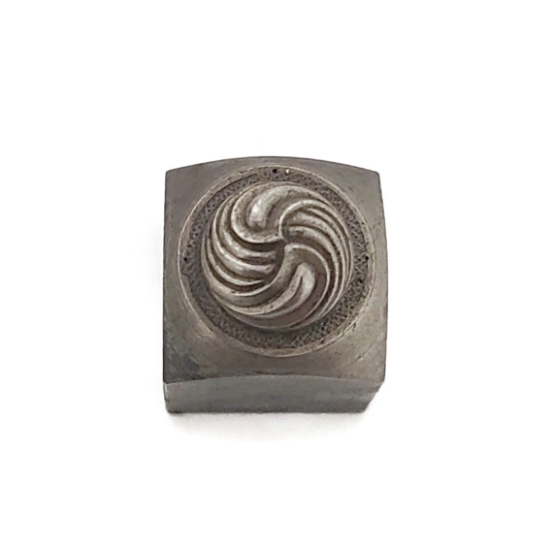 Picture of Impression Die Whorl Concho
