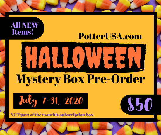 Picture of Halloween Mystery Potter Box 2020