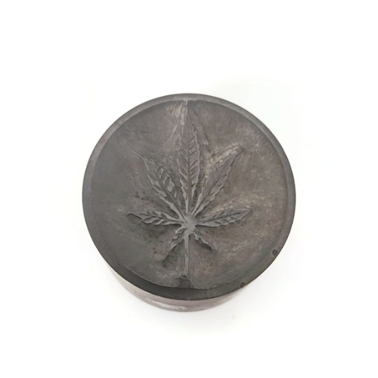 Picture of Impression Die Cannabis Leaf
