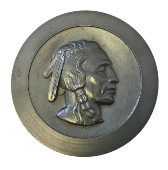 Picture of Impression Die Landis Native American Bust