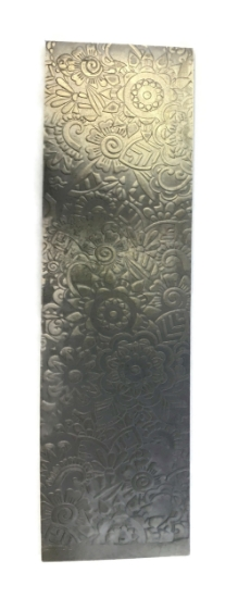 Picture of Floral Kaleidoscope Plate RMP103