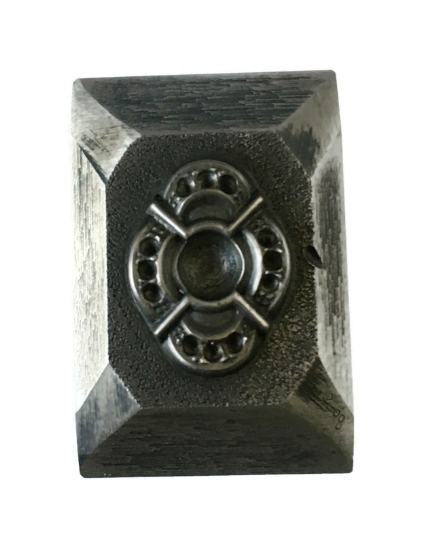 Picture of Impression Die Metal Clover Settings