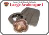 Picture of Pancake & Silhouette Die Bundle: Large Arabesque 1