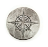 Picture of Impression Die Rustic Compass Rose