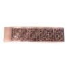 Picture of Wicker Basketweave Copper Patterned Sheet