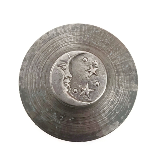 Picture of Impression Die Right-facing Crescent Moon