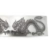 Picture of Dueling Dragons Pattern Plate RMP104