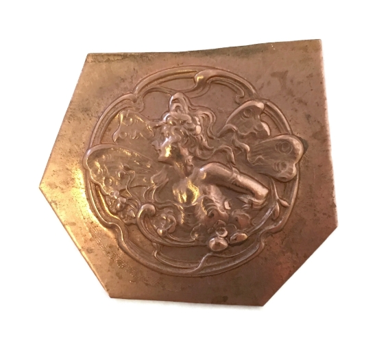 Picture of Copper Stampings Chosen of the Fae set of 2