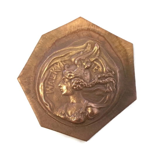 Picture of Copper Stampings Valkyrie of Valhalla Set of 2