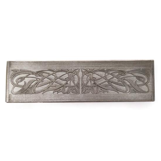 Picture of Pattern Plate RMP114 Bookmatched Art Nouveau