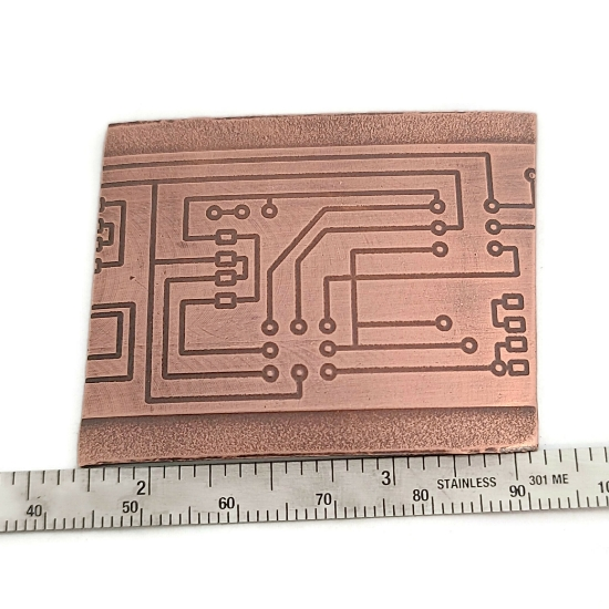 Picture of Circuit Board Pattern Plate RMP054