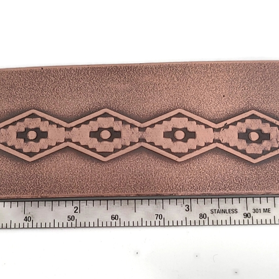 Picture of Bracelet Pattern Plate 3 (RMP033)