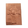 Picture of Copper Stamping Celtic Cross Ornament