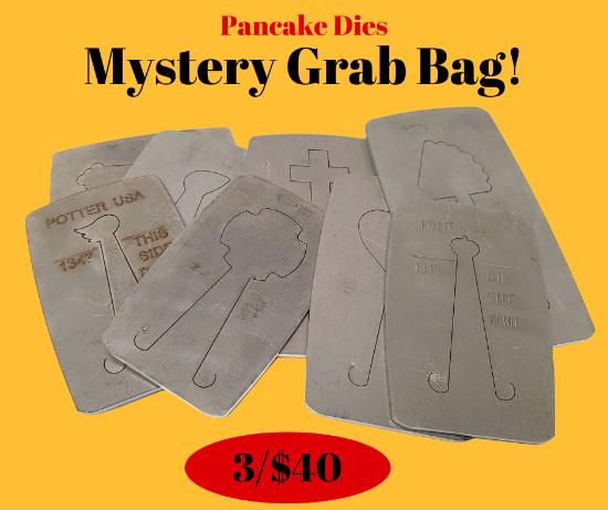 Picture of 3/$40 Pancake Die Grab Bag