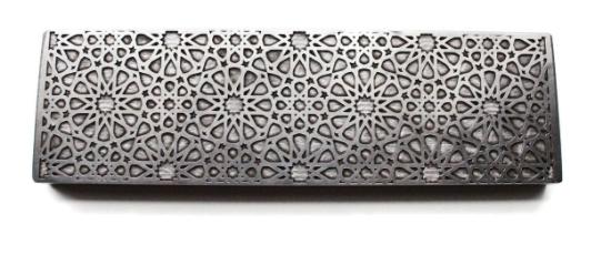 Picture of Pattern Plate RMP128 Arabic Geometry