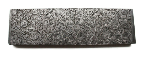 Picture of Pattern Plate RMP129 Floral Burst